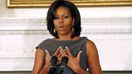WASHINGTON--First lady Michelle Obama will attend the opening ceremony of the 2012 Summer Olympics in London, a White House official said Tuesday.