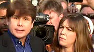 Former Gov. Rod Blagojevich heads to prison