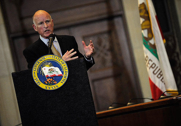 Gov. Jerry Brown's reshaped tax proposal is bound to be more popular with the electorate than his original. But smacking the rich worsens a California tax system that badly needs to be overhauled.