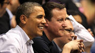 President Barack Obama is choosing experience over youth in his NCAA bracket, picking North Carolina to win the men's basketball tournament in a championship matchup with Kentucky.