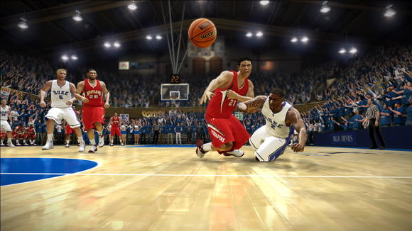 """NCAA Basketball 10"""
