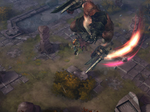 "The left-click button on every mouse in the world is bracing for repeated impact as ""Diablo III"" is finally being released on May 15."