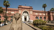 The Egyptian Museum - Cairo, Egypt