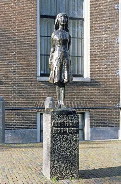 The second most visited museum in Amsterdam (to the Van Gogh museum), the Anne Frank Museum is on the list due to its focus on remembering and acknowledging the Holocaust.