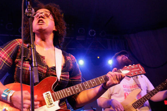 The Alabama Shakes at SXSW