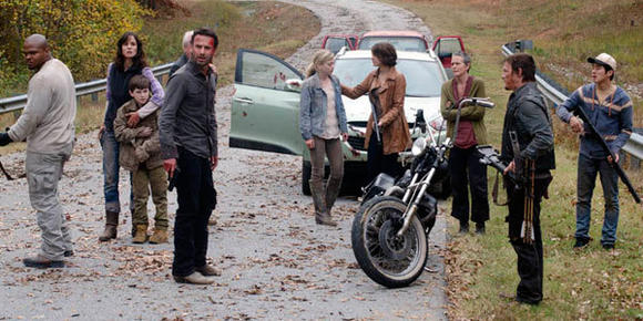 'The Walking Dead' Season 2 finale