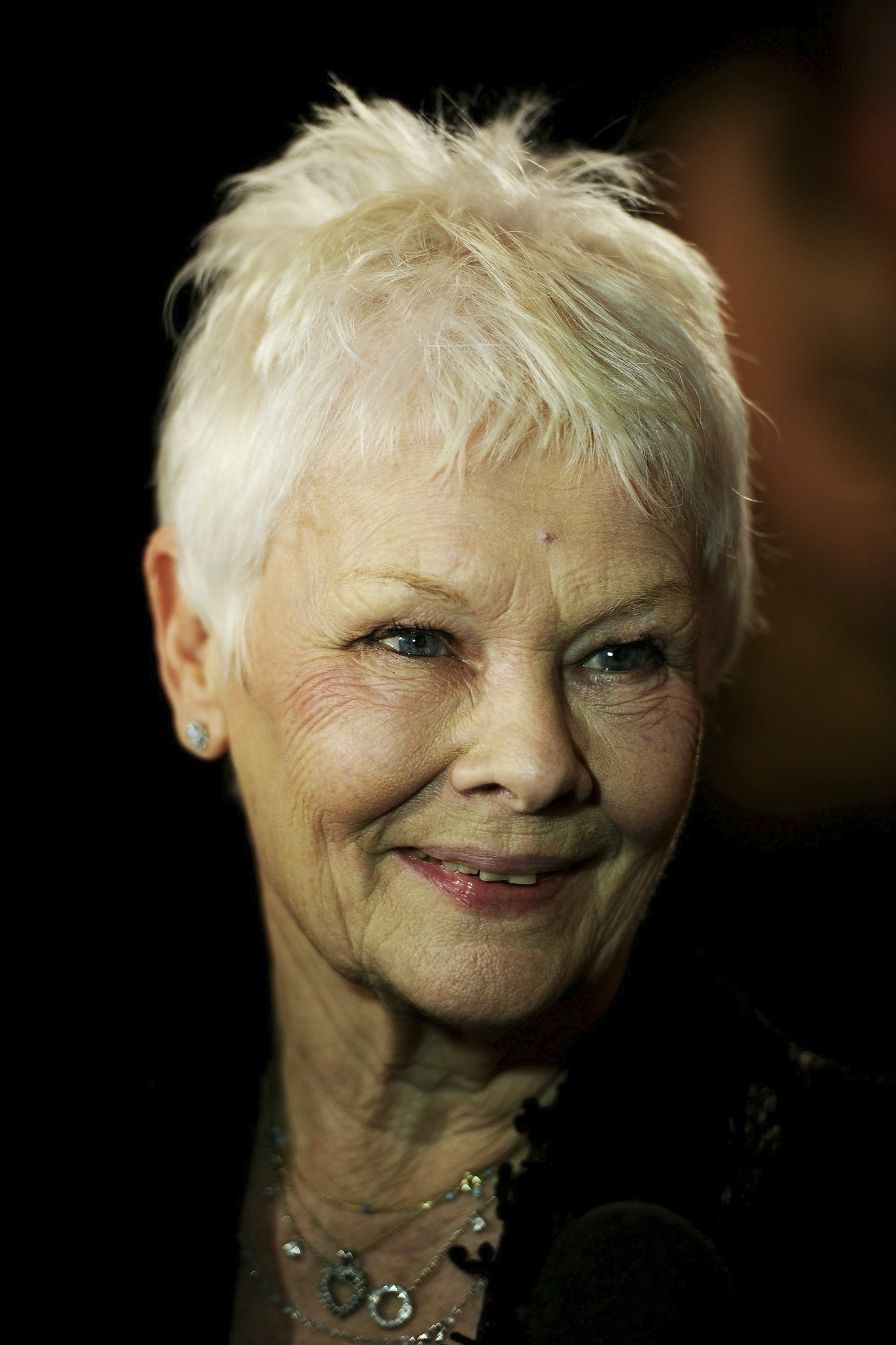 Pictures: Cruise ship godmothers - Judi Dench
