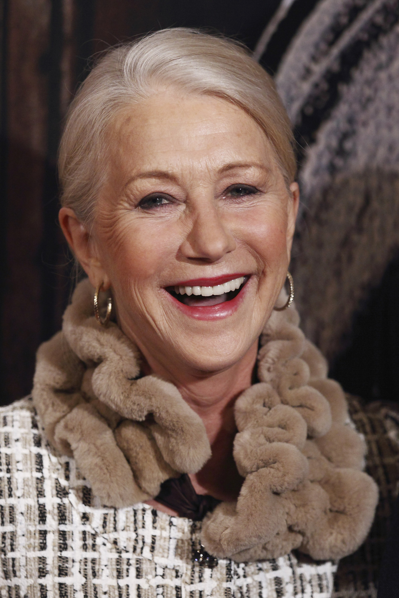 Pictures: Cruise ship godmothers - Helen Mirren