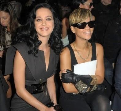 Katy Perry Talks Possible Rihanna Collaboration