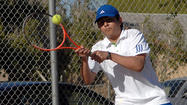The Central Union High boys' tennis team beat Southwest High with a points tiebreaker after both finished 9-9 in their Imperial Valley League matchup at Central on Wednesday.