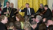 Gov. O'Malley talks about his love for Bruce Springsteen