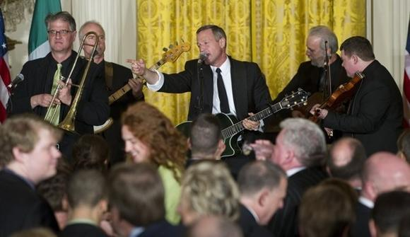 O'Malley's March plays the White House