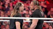 "This past Monday night on Raw, The Undertaker re-affirmed his opinion to both Shawn Michaels and Triple H. Speaking to Hunter, he said – ""Remember when I told you that Shawn Michaels is better than you? He is."""