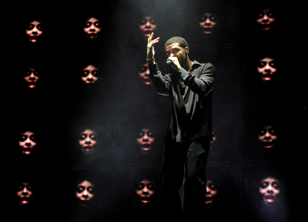 Drake performs at the Galen Center on March 5, 2012 in Los Angeles, California.