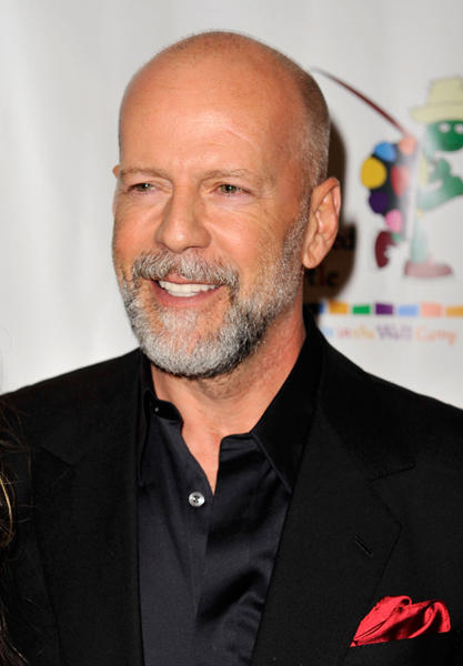 "Silver fox <a class=""taxInlineTagLink"" id=""PECLB003978"" title=""Bruce Willis"" href=""/topic/entertainment/bruce-willis-PECLB003978.topic"">Bruce Willis</a> is celebrating his 55th birthday today."