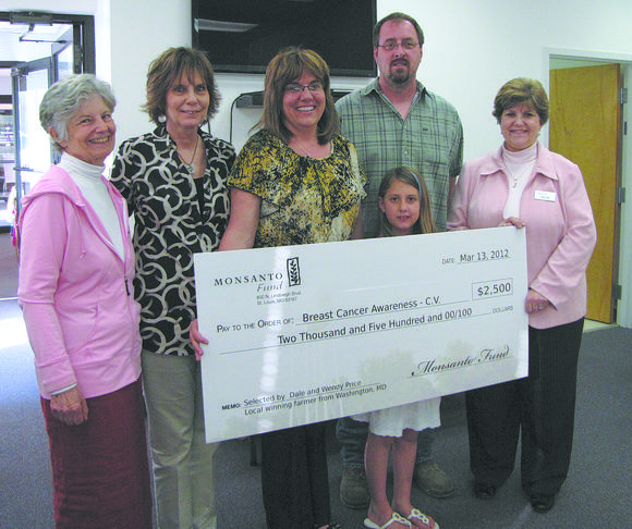 Donation to BCA-CV