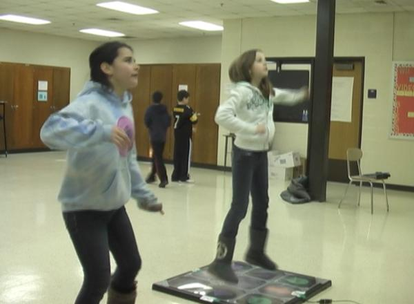 To help encourage both fitness and the use of technology, Bethel Middle School has set up a Wii Fitness room for the students to take classes in. The room consists of not only Wii Fit stations, but also Dance Dance Revolution and exercise bikes among many other things.