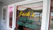 Jack's Country Restaurant is a quaint breakfast joint located in the heart of Haddam's Higganum Center, nestled between a bank and pizza restaurant. With friendly service, excellent food (who doesn't love breakfast?) and wallet-friendly prices, Jack's is worth the ride from anywhere.