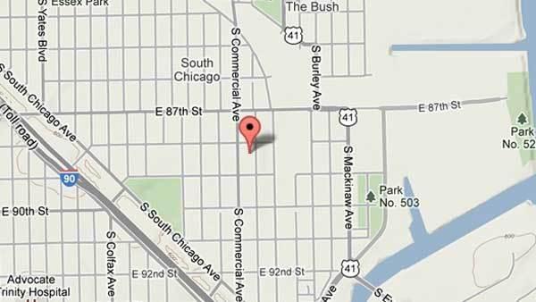 8800 block of South Houston Avenue