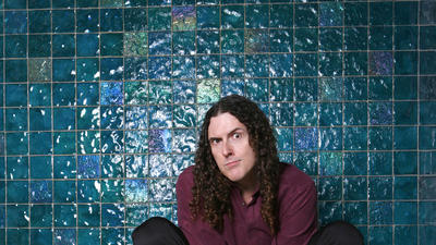 Weird Al to make fun of stuff from Waterbury's Palace Theater stage