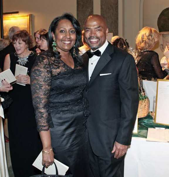 La Canada Flintridge residents Donna and Henri Ford were among those who attended the annual benefit at the California Club for Hillsides, a non-profit home for abused children.