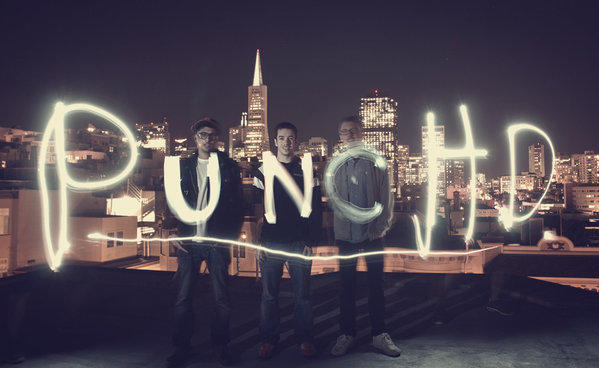 Punchd co-founders