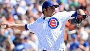 PEORIA, Ariz. -- Matt Garza made his final start Thursday before the Chicago Cubs announce who will be their opening-day starter against the Nationals.