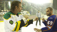 "After a career spent playing what he calls ""jackasses,"" Seann William Scott has no idea why he was the filmmakers' choice to star as a nice guy in ""Goon."" Even if that nice guy, based on real-life minor league hockey player Doug Smith, specializes in beating the crap out of his opponents."