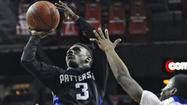Is Patterson's Aquille Carr on the go?
