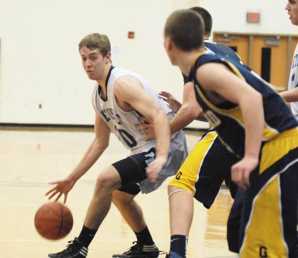 Petoskey senior Zak Lewis earned Class A All-State honorable mention from the Associated Press.