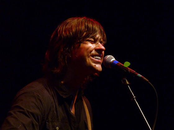 Rhett Miller is a songwriter known for his work with The Old 97's