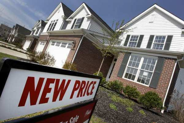 New home sales tumble in February