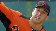 Orioles right-hander Jason Berken progressing