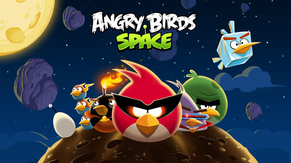 """Angry Birds Space"" is Finland's way of taunting us for our severe lack of progress with our space program since the 1960s."