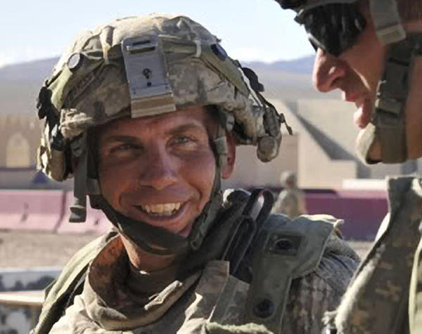 In this Aug. 23 file photo provided by the Defense Video & Imagery Distribution System, Sgt. Robert Bales takes part in exercises at the National Training Center at Fort Irwin, Calif. It is still not known if Bales, who allegedly massacred 17 Afghans, was ever diagnosed with post-traumatic stress disorder, but even if he had been that alone would not have prevented him from being sent back to war. The Army diagnosed 76,176 soldiers with PTSD between 2000 and 2011. Many returned to the battlefield after mental health providers determined their treatment worked and their symptoms had gone into remission. The case of Bales has sparked debate about whether the practice needs to be re-examined. The Army is reviewing all its mental health programs and its screening process in light of the March 11 shooting spree.