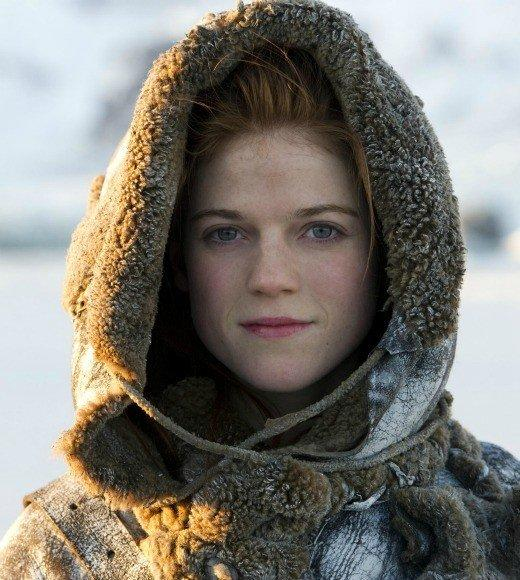 'Game of Thrones' Season 2 pictures: Ygritte - Rose Leslie