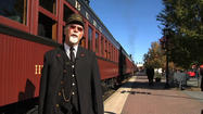 This week, Mark rides on one the last steam locomotives with DC50's SportsWeek. Mark also got a chance to catch up with Prince George's County Executive Rushern Baker to talk about the PG County budget. Plus, more from Mark's interview with DC councilmember Marion Barry.