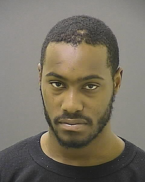 Jonathan Hutchinson, 22, seen here in an undated booking photo, was killed Wednesday night in West Baltimore