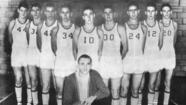 David Logue remembers the final year he played basketball at Junction City High School, when the team outscored Danville Admirals to take the 45th District tournament championship in 1962.