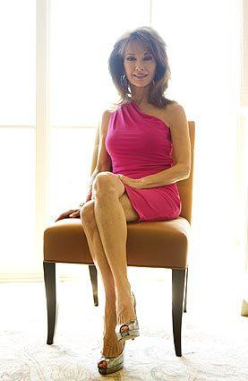 "Actress, television host, author and entrepreneur, Susan Lucci is best known for portraying Erica Kane on the ABC daytime drama ""All My Children.""  She is now in the pilot for a Marc Cherry dramedy, ""Devious Maids."""