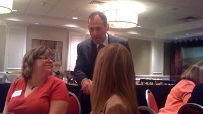 DEP Secretary Michael Krancer