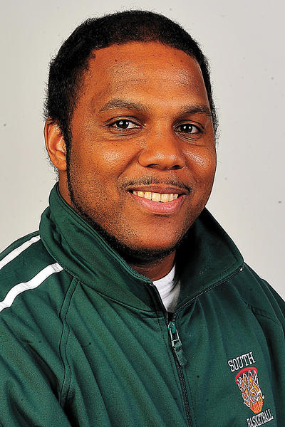 South Hagerstown's Nate Naylor is the 2011-12 Herald-Mail Washington County Girls Basketball Coach of the Year.