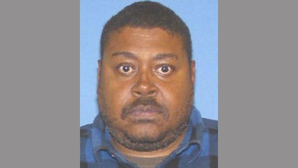 Harding Baker, 41, is missing.