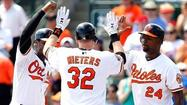 Orioles' bats come alive in 12-3 win over Nationals