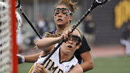 UMBC women's lacrosse pulls off upset in conference opener