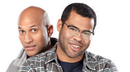 "Keegan-Michael Key and Jordan Peele of Comedy Central's ""Key & Peele"" will be among the honorees (and performers) at the Chicago Improv Festival Benefit March 31."
