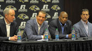 Ravens  not part of owners meetings firestorm