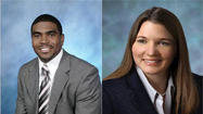 The Howard County school board announced Monday its two finalists for superintendent, and whoever gets the job could make county history.