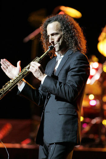 Kenny G will perform at the 45th Hampton Jazz Festival in June.