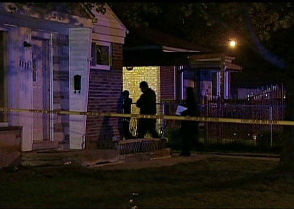 Juvenile and man shot on Southwest Side